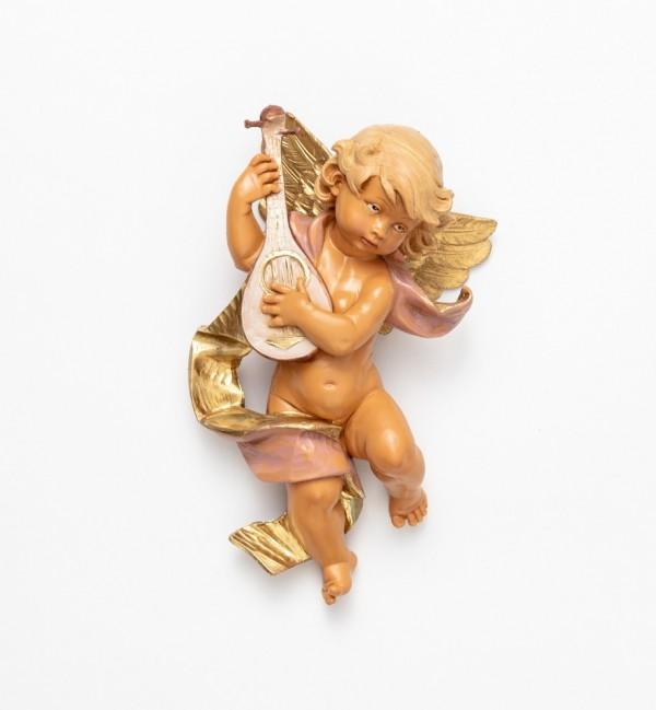 Angelo con mandolino (365) cm.22