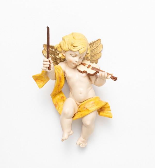 Angelo con violino (366) tipo porcellana cm.22