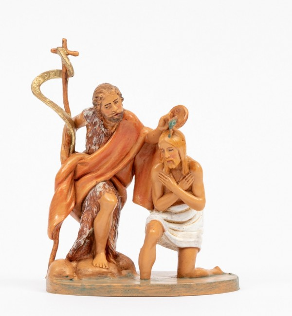 Battesimo Gesu' (594) cm.12