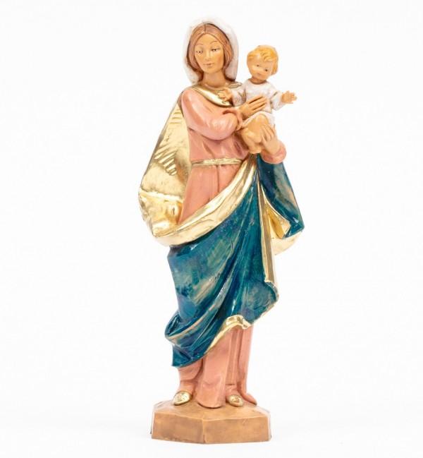 Madonna con Bambino (654) cm.17