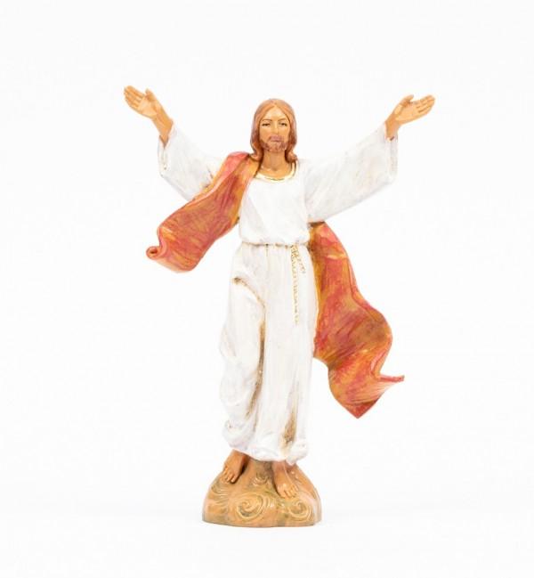 Cristo Risorto (659) cm.17