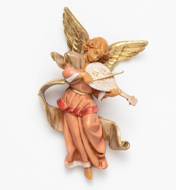 Angelo con violino (669) cm.11