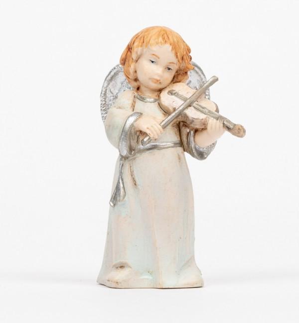 Angelo con violino (684) tipo porcellana cm.7,5