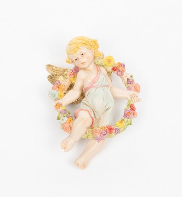 Angelo primavera (865) tipo porcellana cm.17