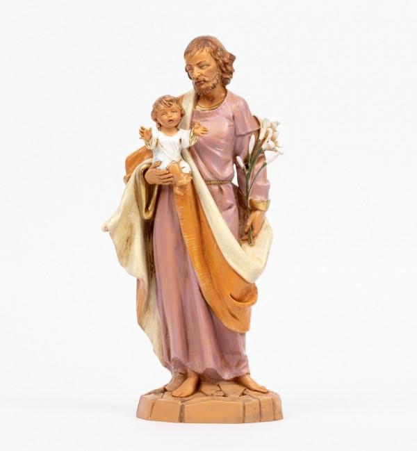 San Giuseppe con bambino (883) cm.31
