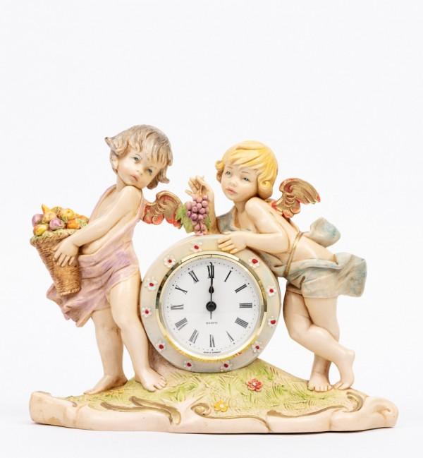 Orologio (1005) tipo porcellana cm.19X23