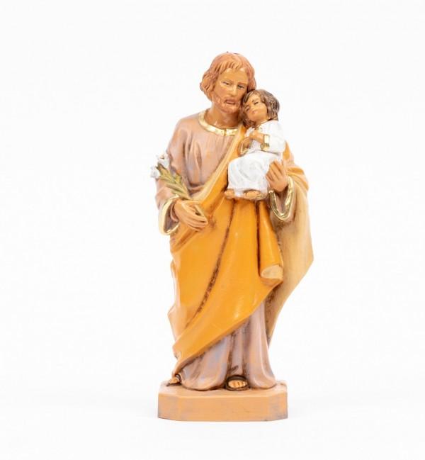 San Giuseppe con bambino (1105) cm.18