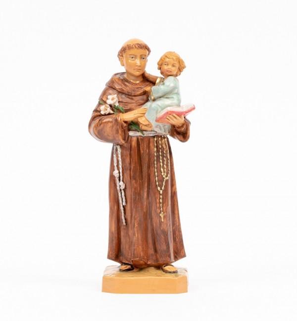 Sant'Antonio con Bambino (1106) cm.18