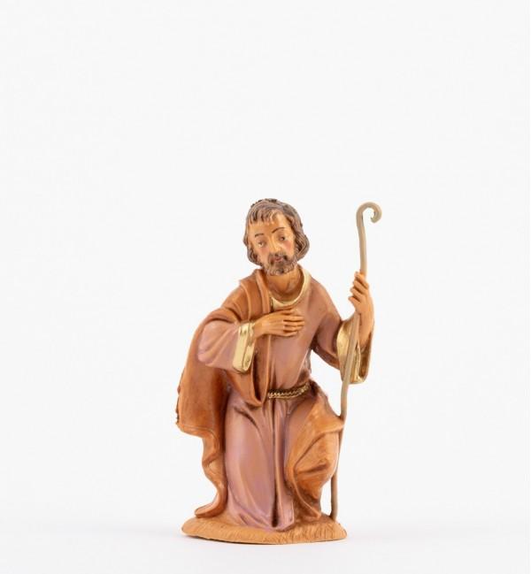 San Giuseppe per presepe cm.10