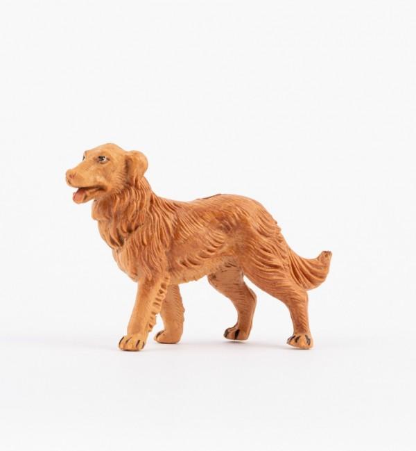 Cane per presepe cm.10 e 11