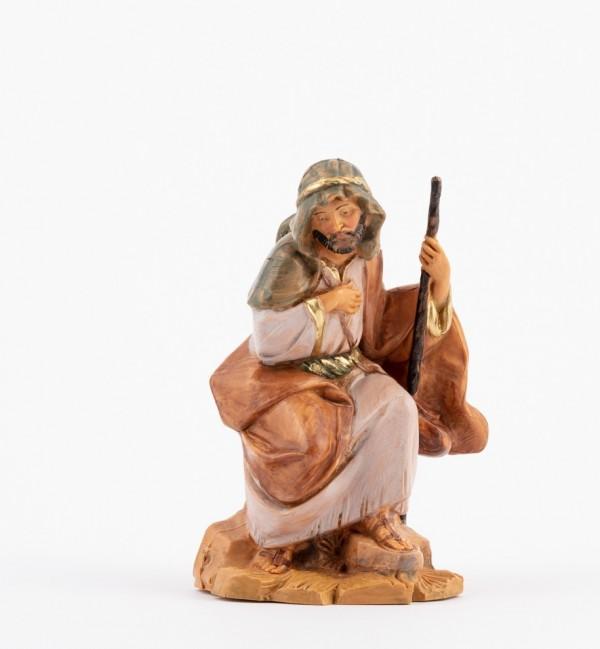 San Giuseppe in stile arabo per presepe cm.12
