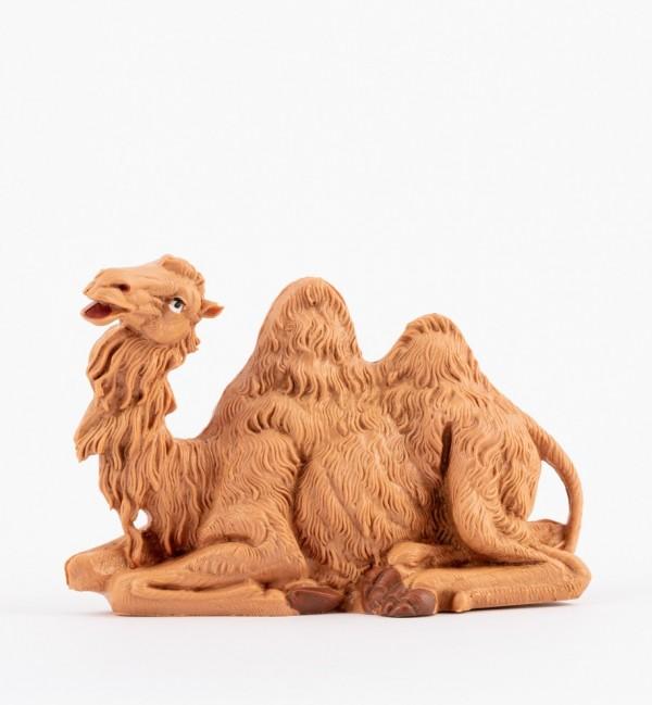 Cammello seduto per presepe cm.12
