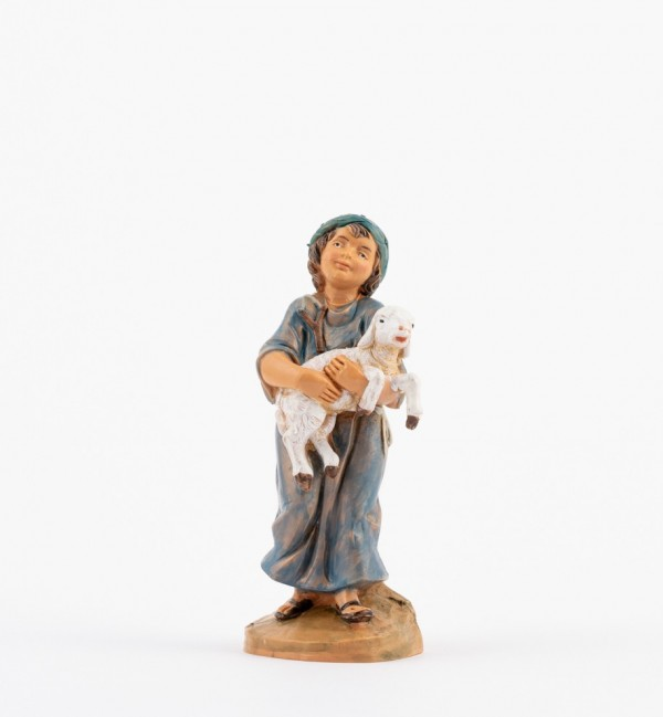 Pastore (121) per presepe cm.12