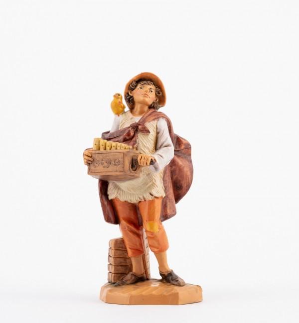 Pastore (151) per presepe cm.12