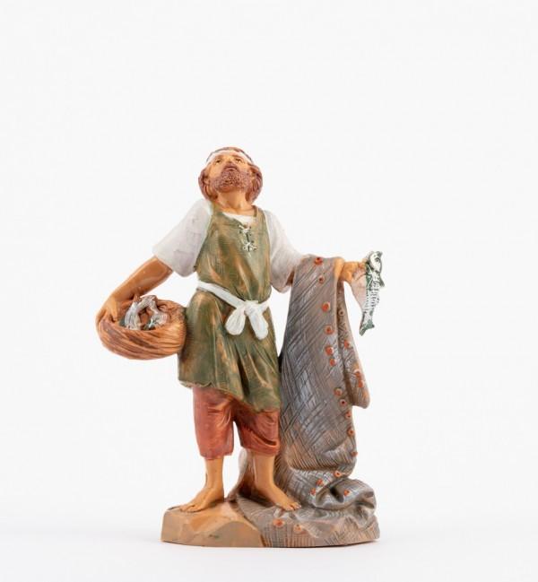 Pastore (172) per presepe cm.12