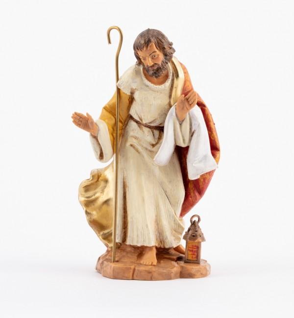 San Giuseppe per presepe cm.15