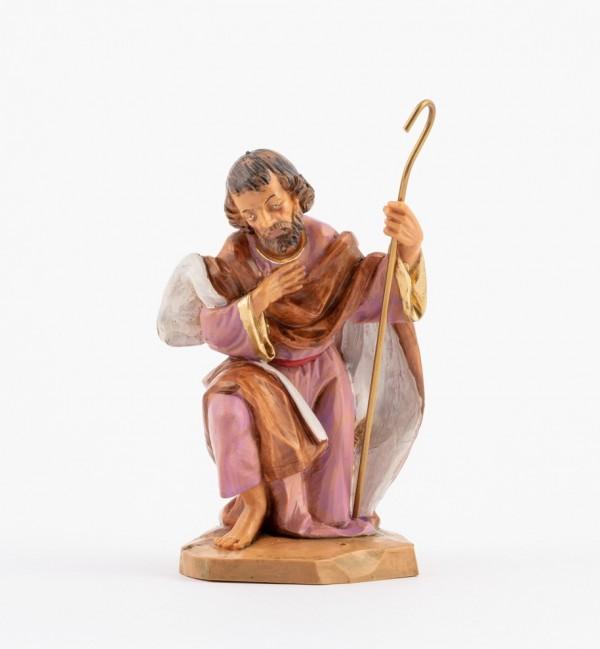 San Giuseppe per presepe cm.17