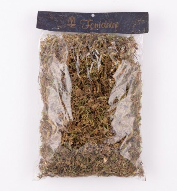 Sacchetto con muschio n.1258 (150 gr.)