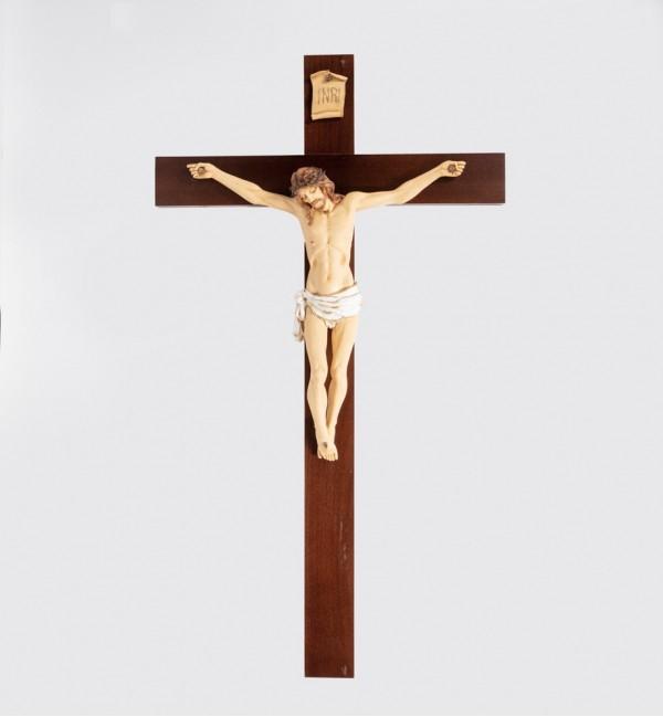 Crocifisso n.10 cm.100x56 (Corpo in resina)