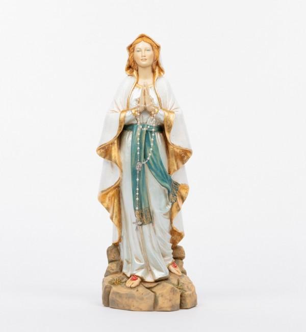 Madonna di Lourdes in resina cm.52