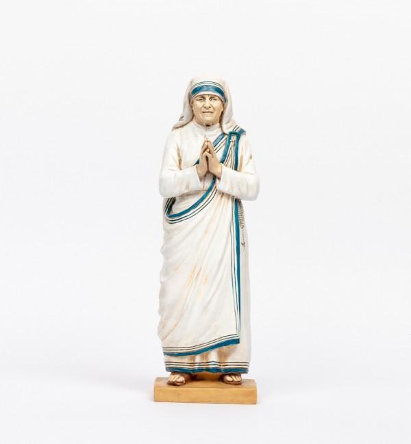 Madre Teresa in resina cm.47