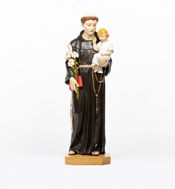 Sant'Antonio con Bambino in resina cm.104