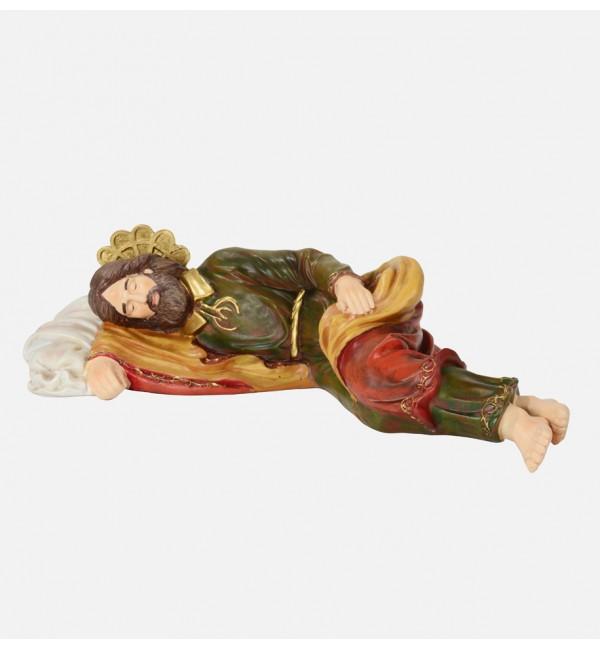 San Giuseppe dormiente in resina (746) cm.38