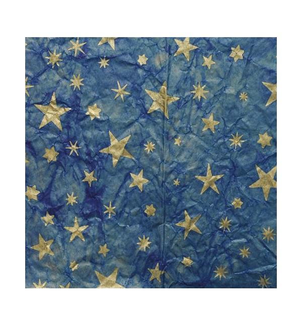 Foglio cielo pitturato scuro cm.100x70